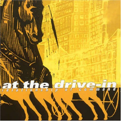 At The Drive In Relationship Of Command Import Jpn Incl. Bonus Tracks