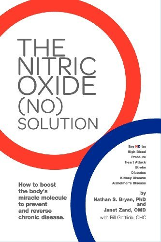 Nathan Bryan The Nitric Oxide (no) Solution