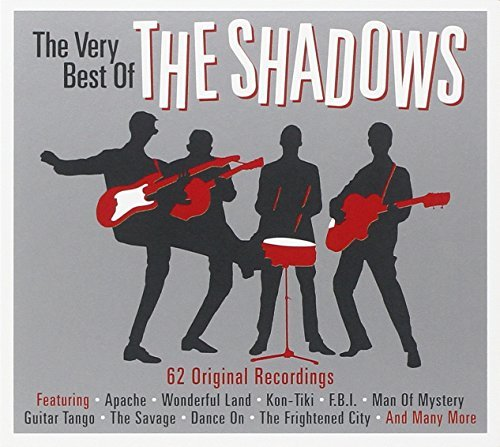 Shadows Very Best Of Import Gbr 3 CD