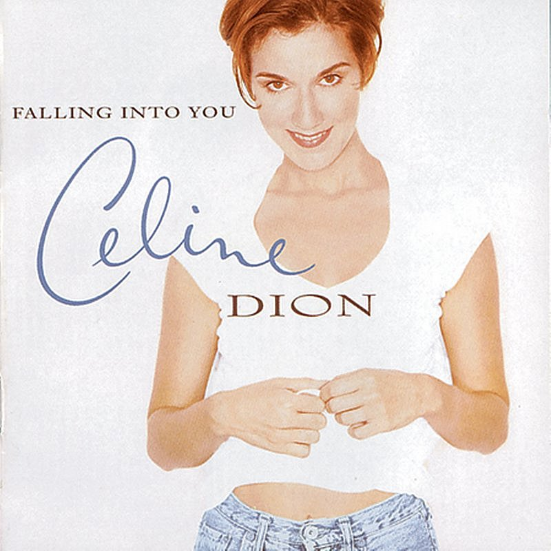 Celine Dion Falling Into You Import Jpn