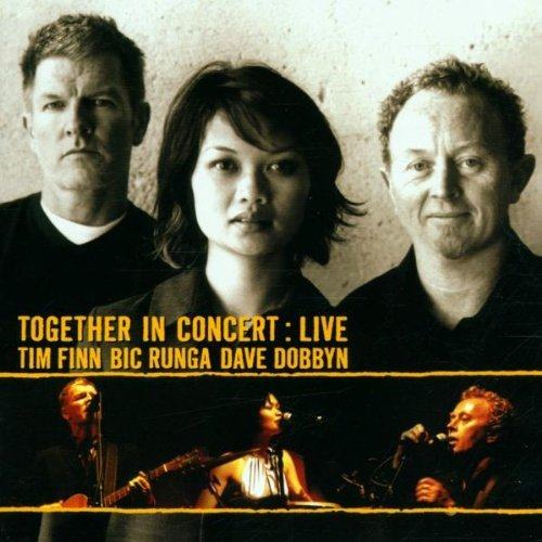 Finn Runga Dob Together In Concert Live Import Aus