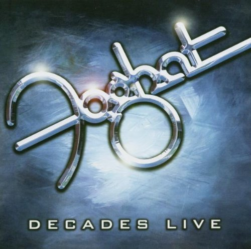Foghat Decades Live Import Gbr 2 CD Set