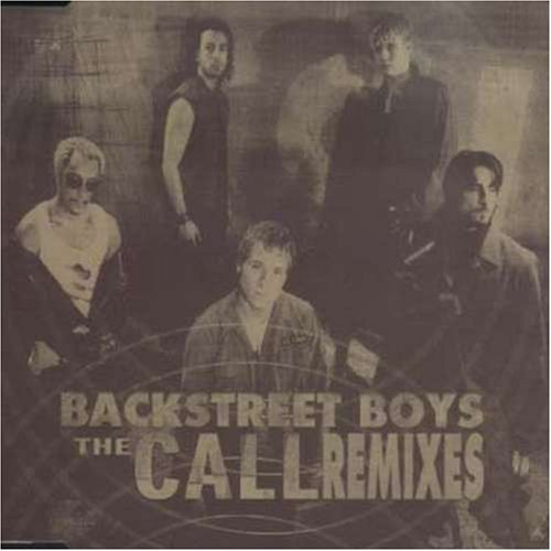 Backstreet Boys Call Remixes Import Swe