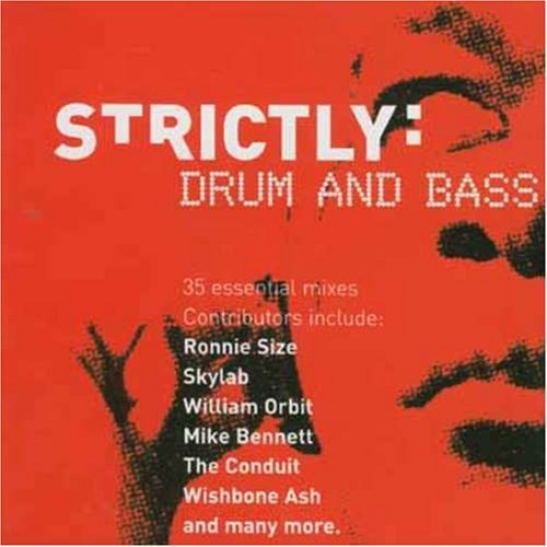Strictly Drum & Bass Strictly Drum & Bass Import Gbr