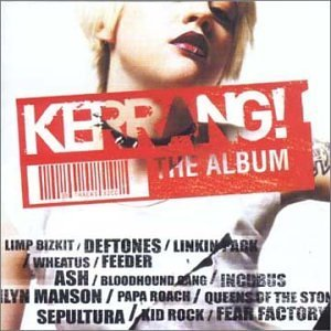 Kerrang! The Album Kerrang! The Album Import Gbr 2 CD Set