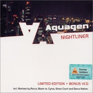 Aquagen Nightliner Import Hkg Incl. Bonus Tracks