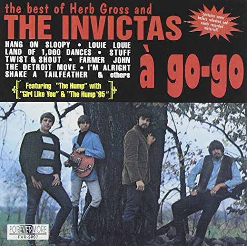 Invictas Best Of Herb Gross & The Invic