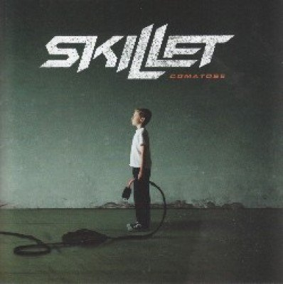 Skillet Comatose By Skillet (cd)