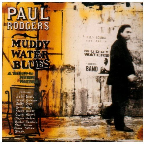 Paul Rodgers Muddy Waters Blues T T Muddy Waters