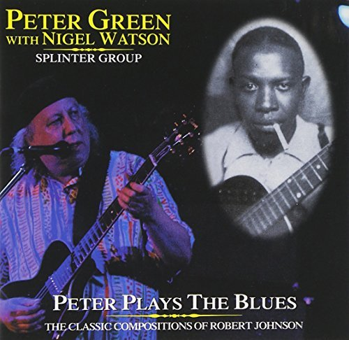 Peter Green Peter Plays The Blues (robert