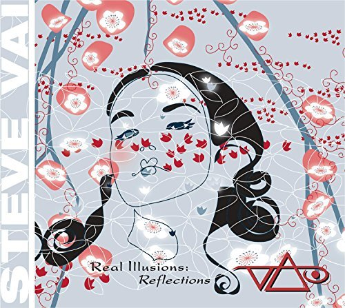 Steve Vai Real Illusions Reflections