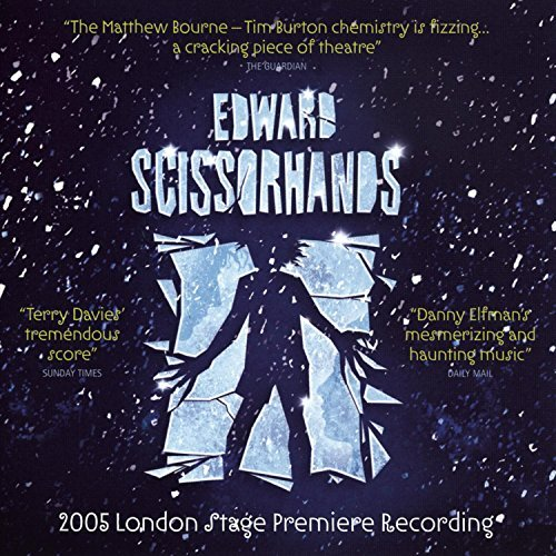 Edward Scissorhands 2005 London Stage Premiere