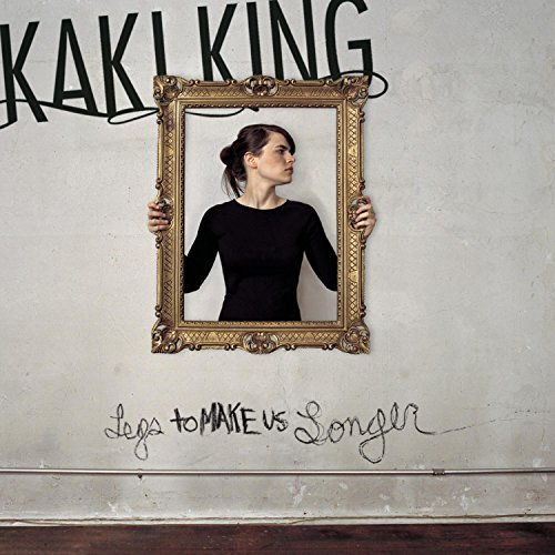 Kaki King Legs To Make Us Longer