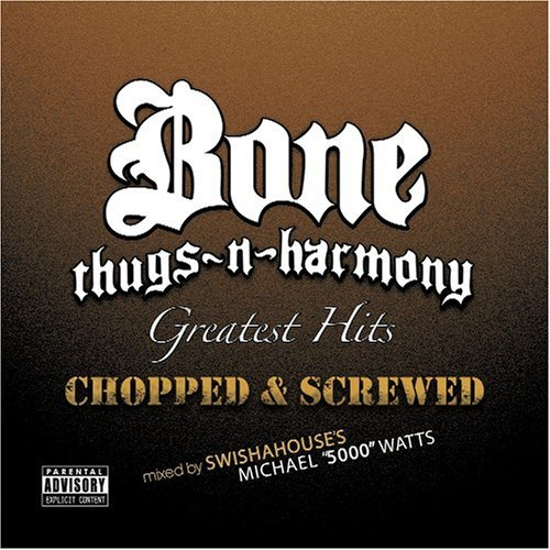 Bone Thugs N Harmony Greatest Hits Explicit Version 2 CD Set Screwed Version