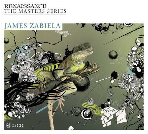 James Zabiela Renaissance The Masters Series 2 CD Set