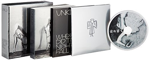 U.N.K.L.E. Where Did The Night Fall 2 CD Incl. Book