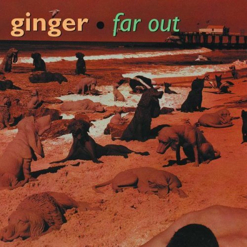 Ginger Far Out Bonus CD Rom Multi Media Track Mac Windows
