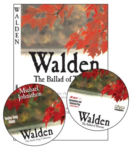 Walden The Ballad Of Thoreau Walden The Ballad Of Thoreau Nr Incl. CD