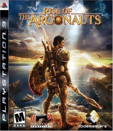 Ps3 Rise Of Argonauts