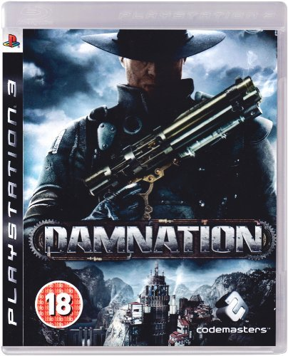 Ps3 Damnation