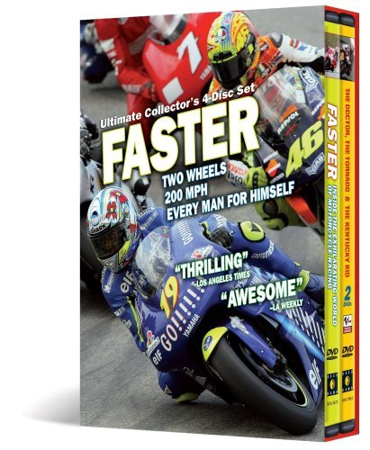 Faster Faster Nr 4 DVD