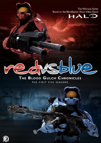 Red Vs. Blue Blood Gulch Chron Red Vs. Blue Blood Gulch Chron Nr 6 DVD
