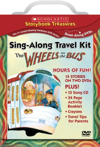 Wheels On The Bus Sing Along T Wheels On The Bus Sing Along T Nr 2 DVD Incl. CD