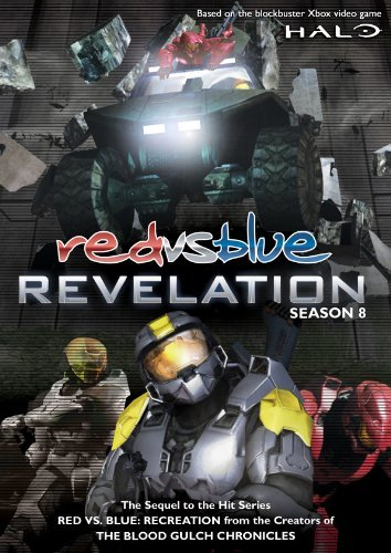 Red Vs. Blue Red Vs. Blue Season 8 Revela Nr