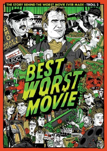 Best Worst Movie Hardy Stepenson Ewing Nr 2 DVD