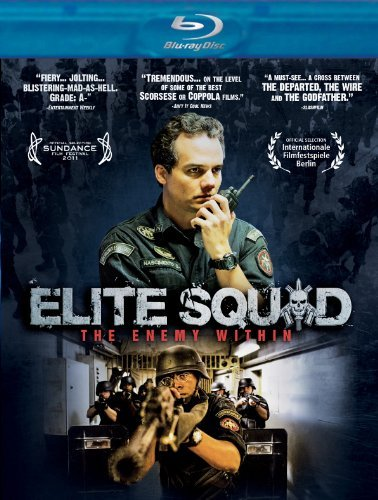 Elite Squad The Enemy Within Moura Jorge Nr Incl. DVD