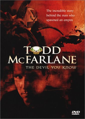 Devil You Know Mcfarlane Todd Nr