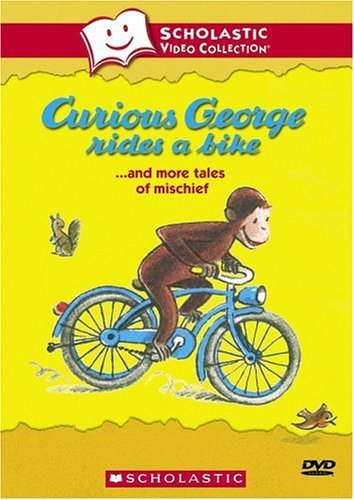 Curious George Rides A Bike Curious George Rides A Bike Clr Nr