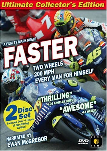 Faster Faster Nr 2 DVD