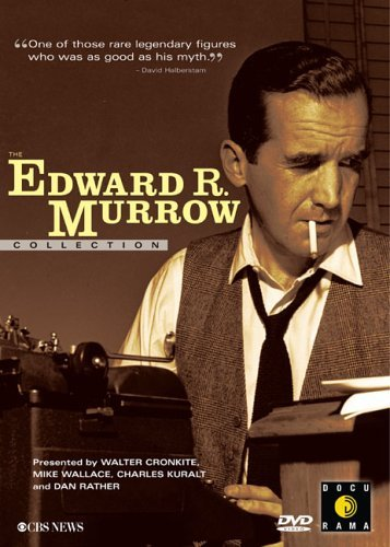 Edward R. Murrow Collection Edward R. Murrow Collection Nr 4 DVD
