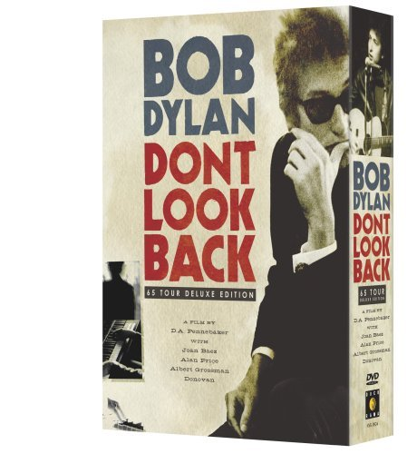Bob Dylan Don't Look Back 1965 Tour 2 DVD