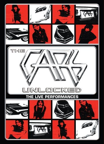 Cars Unlocked Live Performances Incl. CD