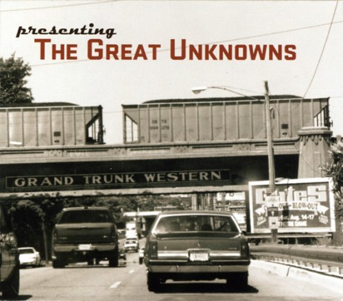 Great Unknowns Presenting The Great Unknowns