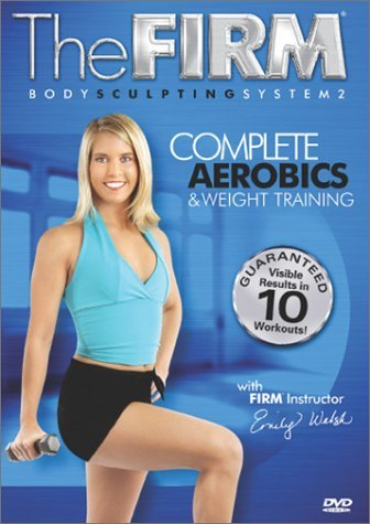 Firm Complete Aerobics & Weight Tra DVD R Nr
