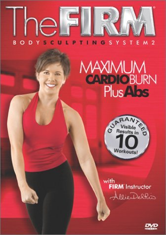 Firm Maximum Cardio Burn Plus Abs DVD R Nr
