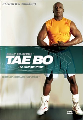 Billy Blanks Tae Bo Belivers Workout Streng Clr Nr