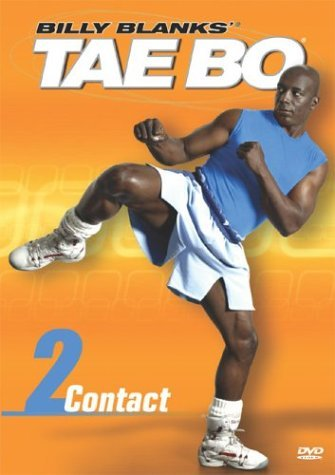 Blanks Billy Tae Bo Contact 2 Clr Nr