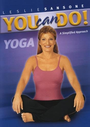 Leslie Sansone You Can Do Yoga Made On Demand Nr