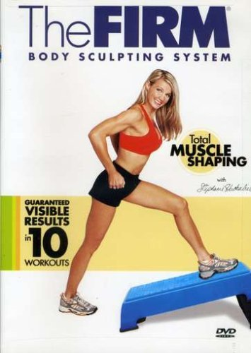 Firm Total Muscle Shaping DVD R Nr