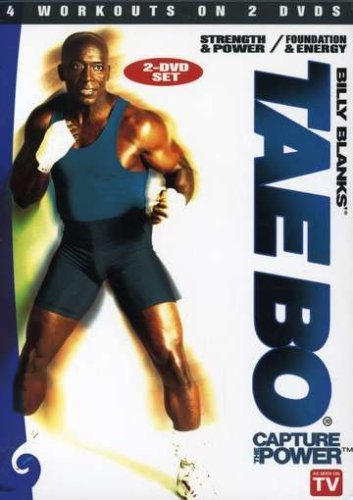 Billy Blanks Taebo Capture The Power Clr Nr 2 DVD