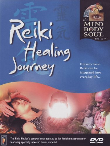 Ian Welch Reiki Healing Journey Nr