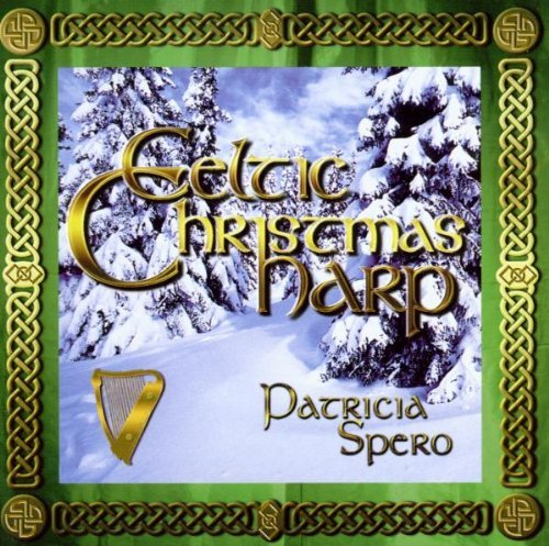 Patricia Spero Celtic Christmas Harp
