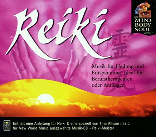 Llewellyn Allison Vol. 2 Reiki Mind Body & Soul