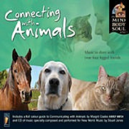 Margrit Coates Connecting With Animals