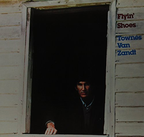 Townes Van Zandt Flying Shoes