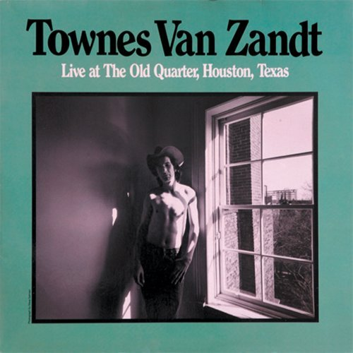Townes Van Zandt Live At The Old Quarter 2 Lp Set